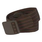 Image of Harkila Wild Boar Pro Tech Belt - Brown/Orange Blaze