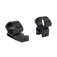 Hawke 2 Piece 30mm HIGH Weaver Mount - Reach Forward 1 inch