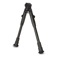 Hawke Barrel Mounted Bipod - 0.47-0.7 Inch/12-18mm