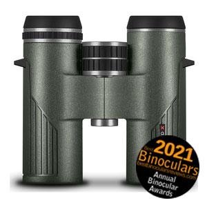 Image of Hawke Frontier ED X 10x32 Binoculars - Green