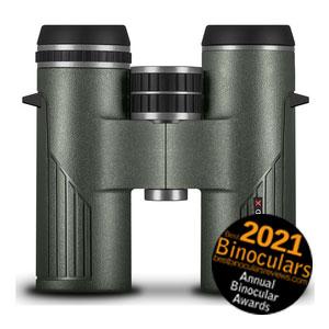 Image of Hawke Frontier ED X 8x32 Binoculars - Green