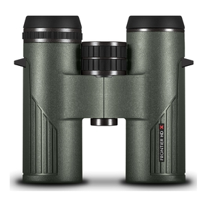 Image of Hawke Frontier HD X 10x32 Binoculars - Green