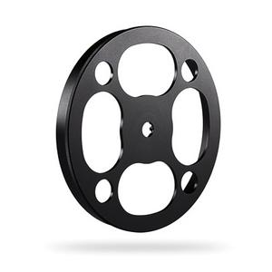 Image of Hawke Sidewinder ED Large Target Wheel - 150mm