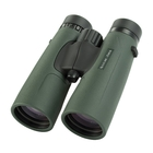 Image of Hawke Nature Trek 10x50 Top Hinge Binoculars - Green