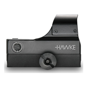 Image of Hawke Reflex Sight - Digital 1x Wide View (5MOA)