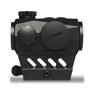Image of Hawke Spot-On 4 1x25 Dot Sight - 4MOA Dot - Weaver