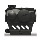 Hawke Spot-On 4 1x25 Dot Sight - 4MOA Dot - Weaver