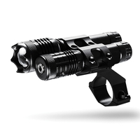 Hawke Tactical Red Laser and Flashlight Combo Kit