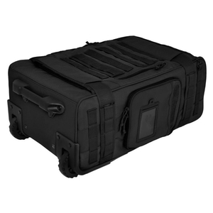 Image of Hazard 4 Air Support - Rugged Rolling Carry-On - Black