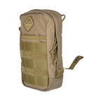 Image of Hazard 4 Broadside Pouch - Molle Modular Zip Pouch - Coyote