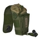 Image of Hazard 4 Flip-Pouch - Bottle/Magazine Pouch - OD Green