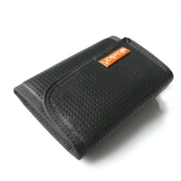 Hazard 4 Leather Clip Wallet
