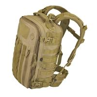 Hazard 4 Officer - Front/Back Slim Organiser Backpack