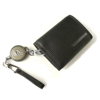 Hazard 4 Rewind Duo Retractor SecuRed Leather Wallet