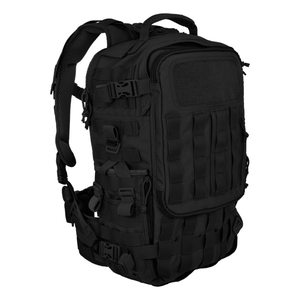 Image of Hazard 4 Second Front - Rotatable Backpack - Black