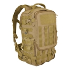 Image of Hazard 4 Second Front - Rotatable Backpack - Coyote
