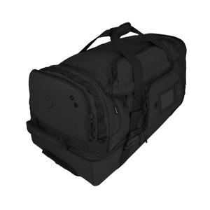 Image of Hazard 4 Shoreleave - Rugged Split-Roller Luggage - Black