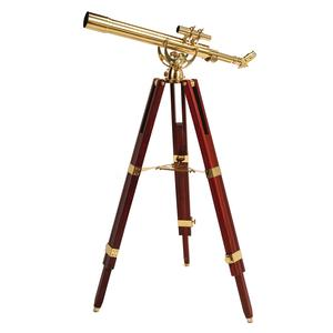 Image of Helios Fine Brass 60700 Traditional Solid Brass Telescope