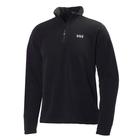 Image of Helly Hansen Daybreaker 1/2 Zip Fleece (Men's) - Black
