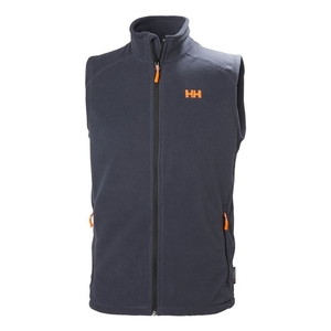 Image of Helly Hansen Daybreaker Fleece Vest (Men's) - Graphite Blue