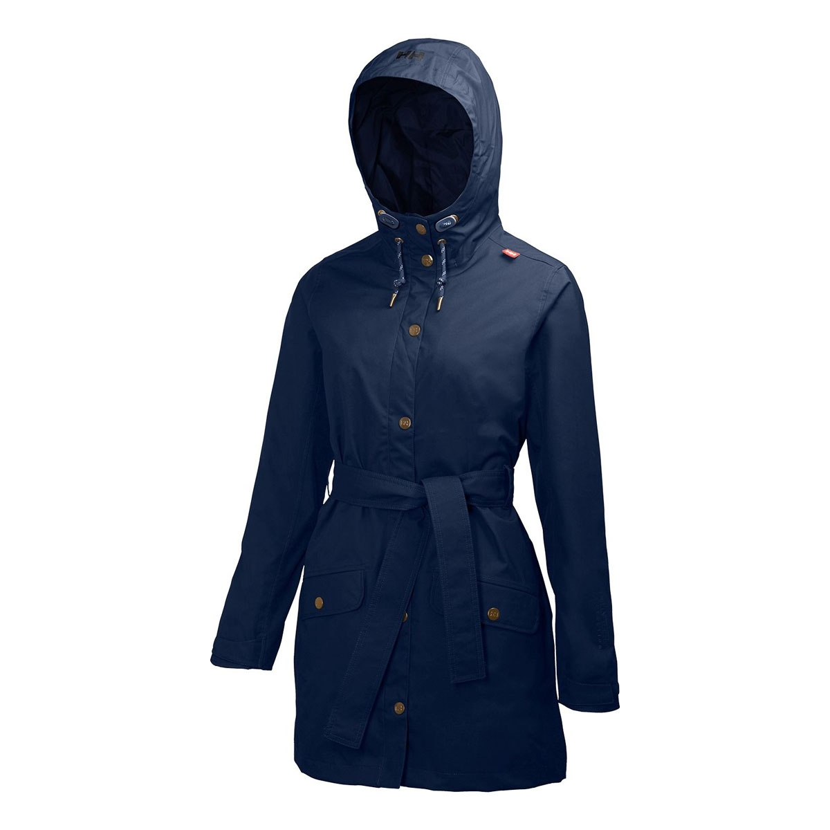 bc731db8 Helly Hansen W Lyness Coat (Women's) - Evening Blue | Uttings.co.uk