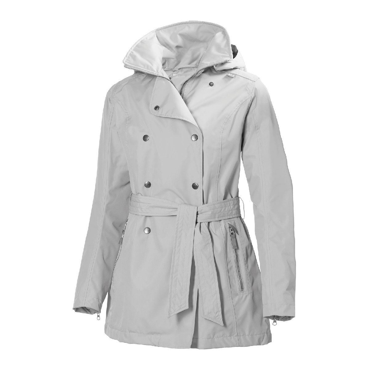 f896b7dc2b5 Image of Helly Hansen W Welsey Trench Jacket (Women s) - Ash Grey