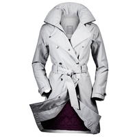 Helly Hansen Welsey Insulated Trench Jacket (Women's)