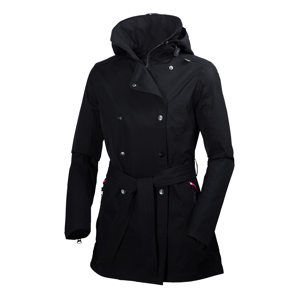 2018 sneakers ever popular real quality Helly Hansen Welsey Trench Jacket (Women's) - Black