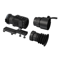 HIKMicro Ultimate Thunder Pro 50mm (640x512) Thermal Weapon Scope With Front Attachment & Clamp