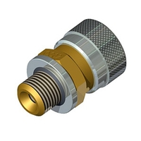 Hills Female QR Coupling - 1/8 BSP