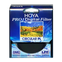 Hoya 72mm Pro-1 Digital Circular Polarizing Filter