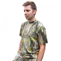 HSF Camo Print Short Sleeved T-Shirt