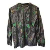 HSF EVO Camo Print Long Sleeved T-Shirt