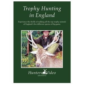 Image of Hunters Video Adventures Trophy Hunting in England DVD