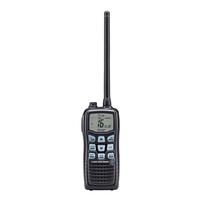 Icom IC-M35 Waterproof Buoyant Handheld VHF Transceiver