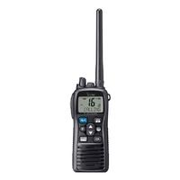 Icom IC-M73EURO VHF Marine Handheld Transceiver