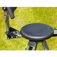 Idleback Shotgun Chair - Round Seat