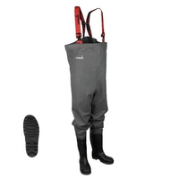 Imax Nautic Chest Waders - Cleated Sole