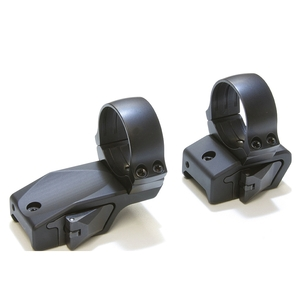 Image of Innomount 2 Piece Offest QR Mount - Weaver/Picatinny to 30mm Rings (25mm Offset) - 14mm (Std)