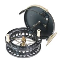 J.W. Young Atom Centrepin Reel
