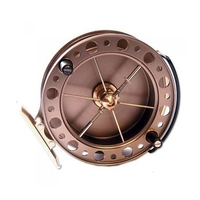J.W. Young Y2041 Purist II Centrepin Reel