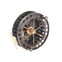 J.W. Young Y2080 BJ Centrepin Reel