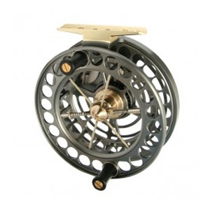 Image of J.W. Young Y2084SL Super Lightweight Centrepin Reel