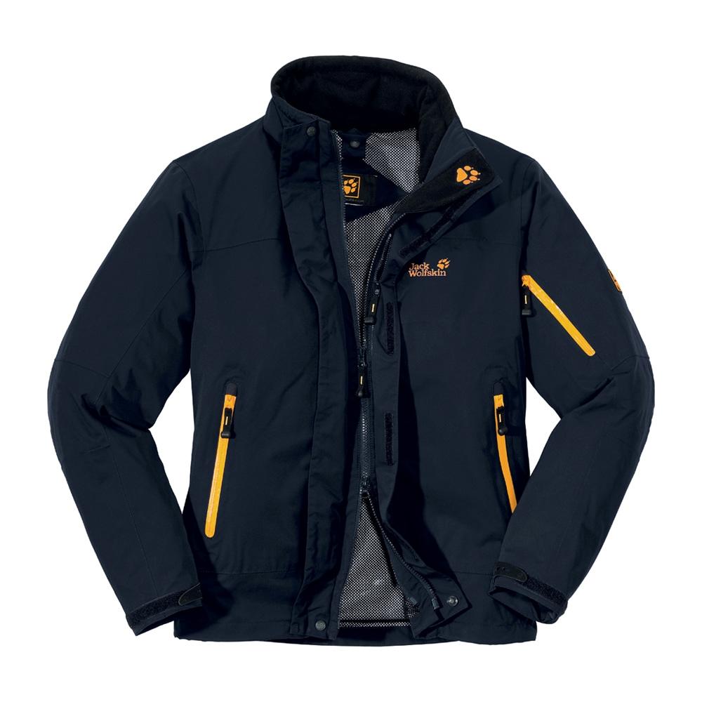 big discount size 40 well known Jack Wolfskin Resolution Jacket - Mens - Blue Graphite