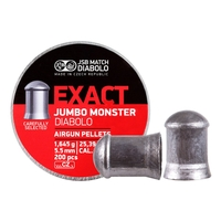 JSB Exact Jumbo Monster Pellets - .22 (5.52) x200