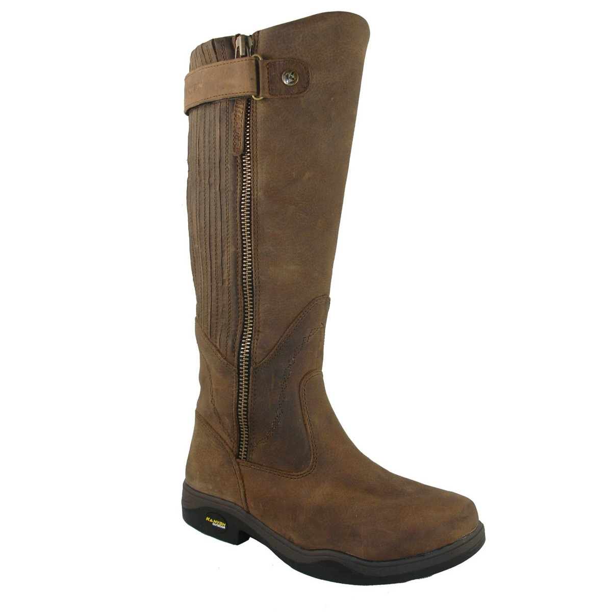 innovative design incredible prices new lifestyle Kanyon Outdoor Gorse X-Rider Boot - Super-Wide Fit (Women's) - Chocolate