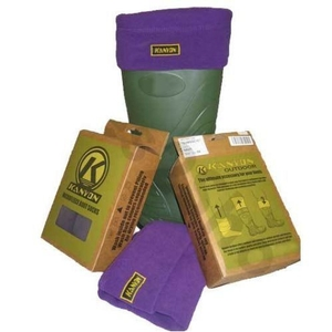 Image of Kanyon Outdoor Microfleece Welly Boot Socks - Purple