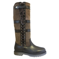 Kanyon Outdoor Yew W2 Waterproof Country Boots - Wide Calf (Women's)