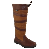 Kanyon Outdoor Oak Country Boot - Wider Fitting Leg (Women's)