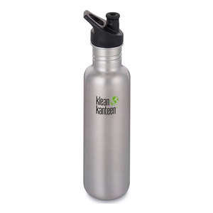 Image of Klean Kanteen Classic Stainless Steel Water Bottle - 800ml